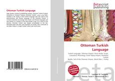Couverture de Ottoman Turkish Language