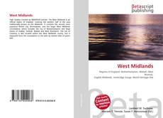 Buchcover von West Midlands