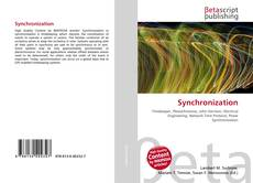 Bookcover of Synchronization