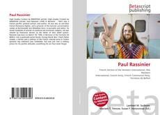Bookcover of Paul Rassinier