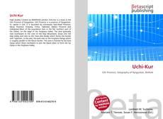 Uchi-Kur kitap kapağı