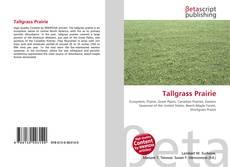 Couverture de Tallgrass Prairie