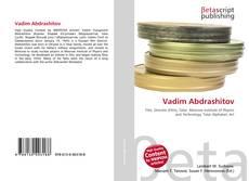 Buchcover von Vadim Abdrashitov