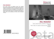 Portada del libro de Abu Abdallah