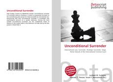 Bookcover of Unconditional Surrender