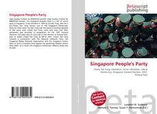 Bookcover of Singapore People's Party
