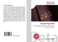 Buchcover von Sergio Pignedoli