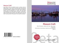 Bookcover of Pleasure Craft