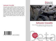 Buchcover von Saltwater Crocodile