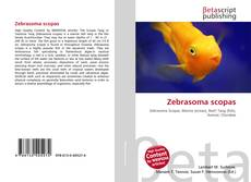 Bookcover of Zebrasoma scopas