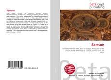 Bookcover of Samson