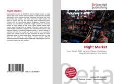 Night Market kitap kapağı