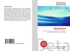 Bookcover of WarpVision