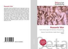 Bookcover of Peasants' War
