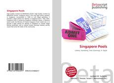 Bookcover of Singapore Pools