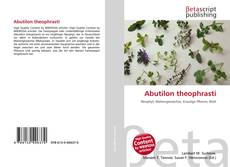Abutilon theophrasti的封面