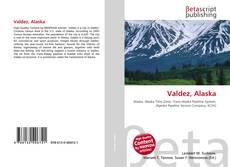 Buchcover von Valdez, Alaska