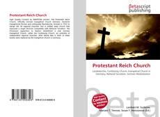 Protestant Reich Church kitap kapağı