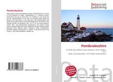 Bookcover of Pembrokeshire