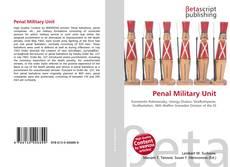 Borítókép a  Penal Military Unit - hoz