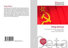 Peng Dehuai kitap kapağı