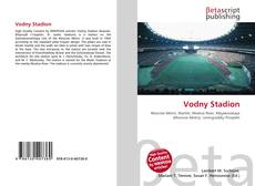 Bookcover of Vodny Stadion