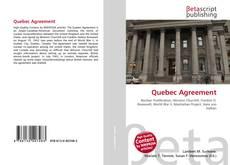 Quebec Agreement的封面