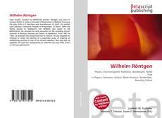 Обложка Wilhelm Röntgen