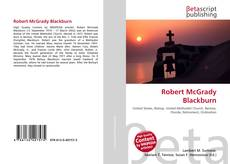 Robert McGrady Blackburn kitap kapağı