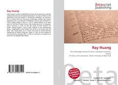 Ray Huang kitap kapağı