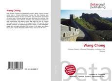 Wang Chong kitap kapağı