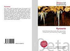 Couverture de Pyroxene