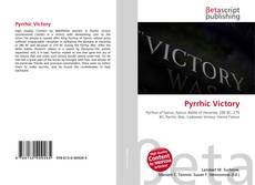 Bookcover of Pyrrhic Victory