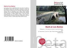 Bookcover of Raid at Los Baños
