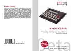 Richard Courant kitap kapağı