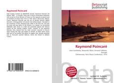 Bookcover of Raymond Poincaré