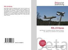 Bookcover of PZL.23 Karas
