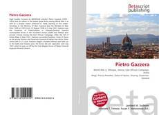 Bookcover of Pietro Gazzera
