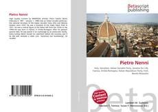 Bookcover of Pietro Nenni
