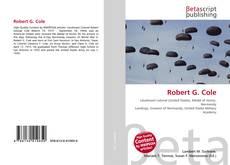 Buchcover von Robert G. Cole
