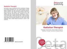 Radiation Therapist的封面