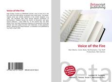 Bookcover of Voice of the Fire