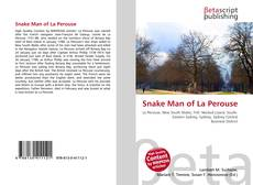 Bookcover of Snake Man of La Perouse