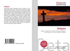 Bookcover of Religion