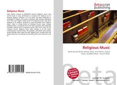 Bookcover of Religious Music