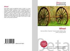 Wheel kitap kapağı