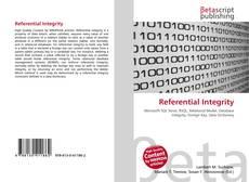 Referential Integrity kitap kapağı