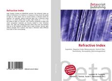 Bookcover of Refractive Index