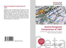 Copertina di Austro-Hungarian Compromise of 1867