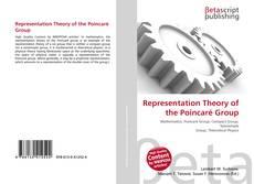 Representation Theory of the Poincaré Group的封面